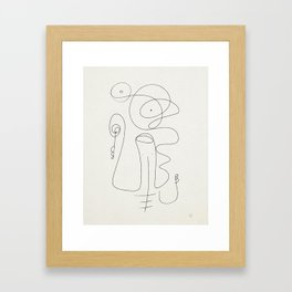 Joselito Framed Art Print