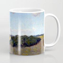William Merritt Chase Sunlight and Shadow, Shinnecock Hills Coffee Mug