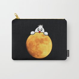 Man in the Moon Carry-All Pouch