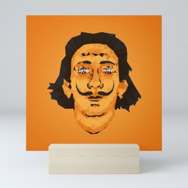 Dali Techy Art Mini Art Print