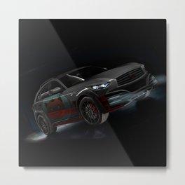 Infiniti QX70 Artrace edition Metal Print