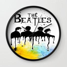 60's Rock Band Wall Clock