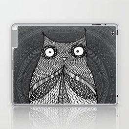 Doodle Owl Laptop & iPad Skin