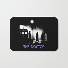 The 10th Doctor meets a new enemy Bath Mat