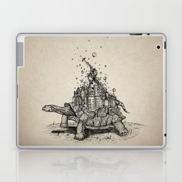 Tortoise Town Laptop & iPad Skin