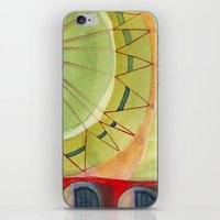 carnival iPhone & iPod Skins featuring Carnival by Angella Meanix