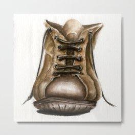 old boot Metal Print