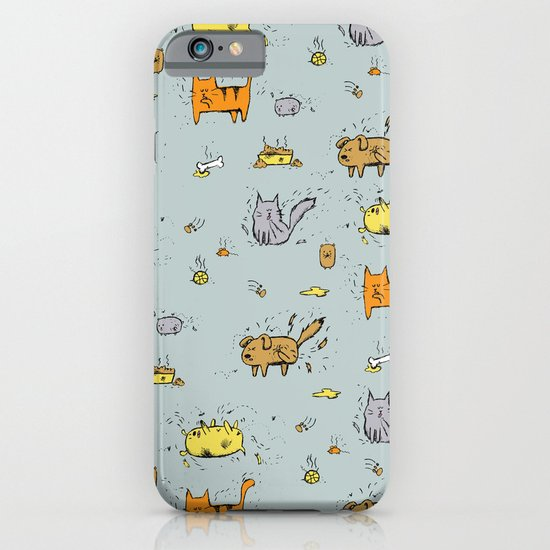 Dirty Animals iPhone & iPod Case