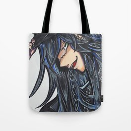 The Undertaker (Black Butler) Tote Bag