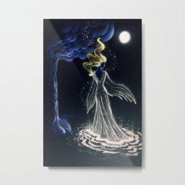The Swan Princess Metal Print