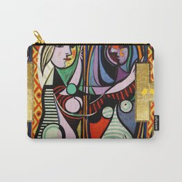 Picasso collage Carry-All Pouch