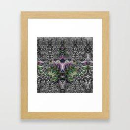 modeerf Framed Art Print