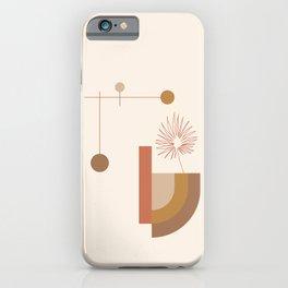 Balanced Desert 02 iPhone Case