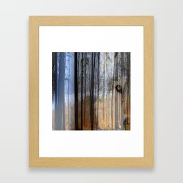 Wolf Country 2 Framed Art Print