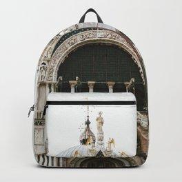 Basilica di San Marco, I Backpack