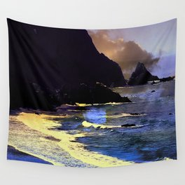 Gold Beach On The Oregon Coast Wall Tapestry