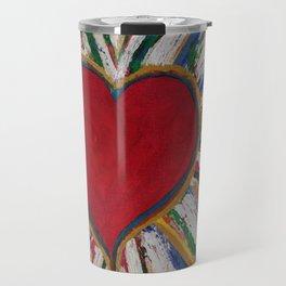 Complex Love Travel Mug