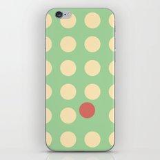 unanimity pattern iPhone Skin