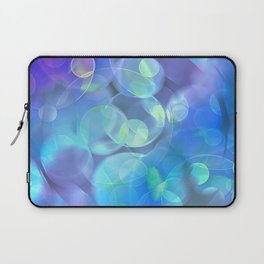 Surreal Fractal Abstract Design Laptop Sleeve
