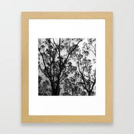Nature into Me Framed Art Print