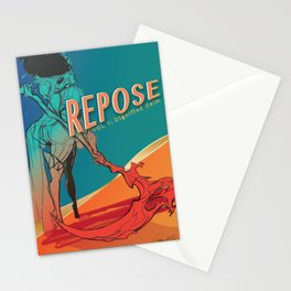 Repose ver.2 Stationery Cards