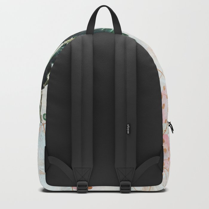 cactus and geometrics Backpack