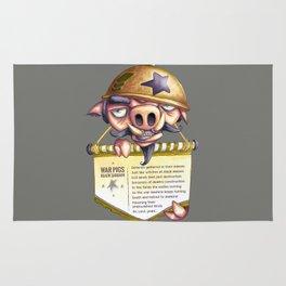 War Pigs Rug