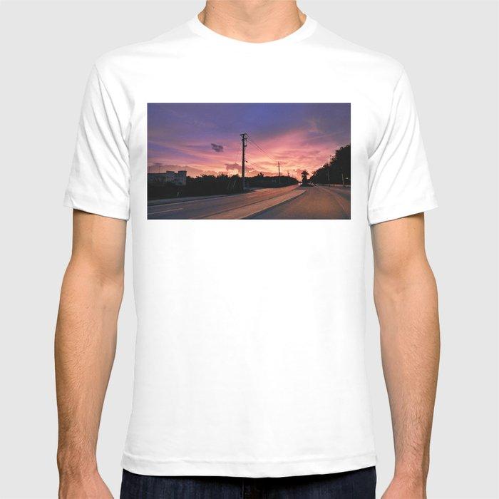 Miami Sunrise T-shirt