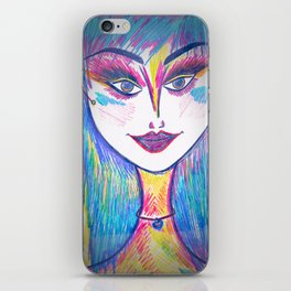 Sweet Chill iPhone Skin