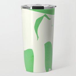 Sweet Elephant Travel Mug