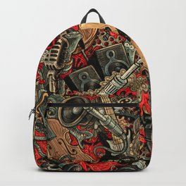 the bass Backpack
