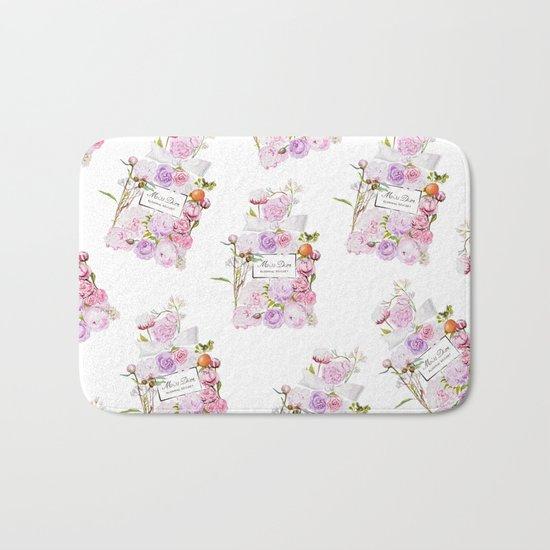 Parfum Blooming Bouquet Bath Mat