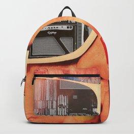 Retro Girl Backpack