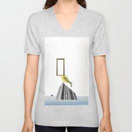 schraeger Vogel · CityBird 2 Unisex V-Neck