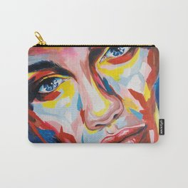 Elisabeth by carographic Carry-All Pouch