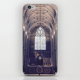 Vaulted Cathedral Ceiling iPhone Skin