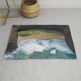 Hawaii's Most Romantic Beach Rug