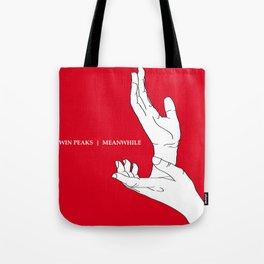 A Twin Peaks - The Antlers Homage Tote Bag
