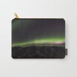 Northern Lights- Glow Carry-All Pouch