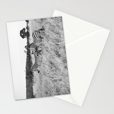 in a row::kenya Stationery Cards