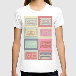 Retro Cassette T-shirt