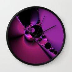 Fractal 103 Wall Clock