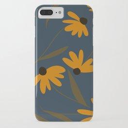 Autumn Floral Pattern iPhone Case