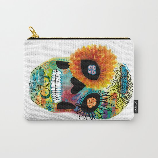 Halloween#Skull#Death day Carry-All Pouch