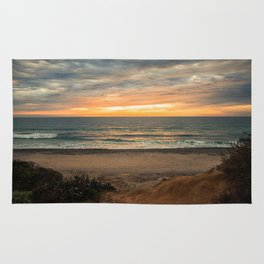 South Carlsbad State Beach Rug