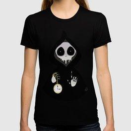 inktober2018: clock T-shirt