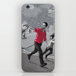 The Walking Dead iPhone Skin
