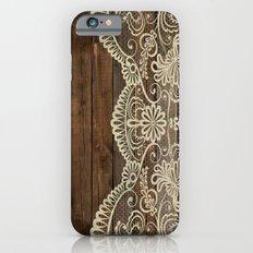 WOOD & LACE iPhone 6 Slim Case