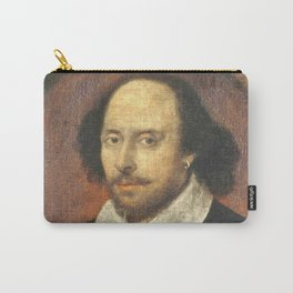 The Complete Artworks of William Shakespeare Carry-All Pouch