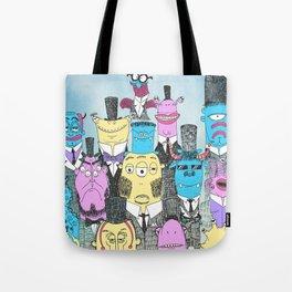 A Few Good Monsters Tote Bag